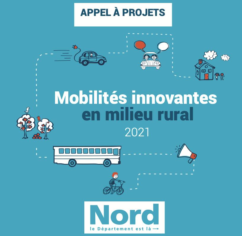 AAP Mobilités innovantes en milieu rural