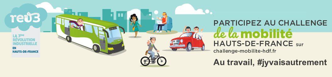 Challenge de la mobilité Hauts-de-France