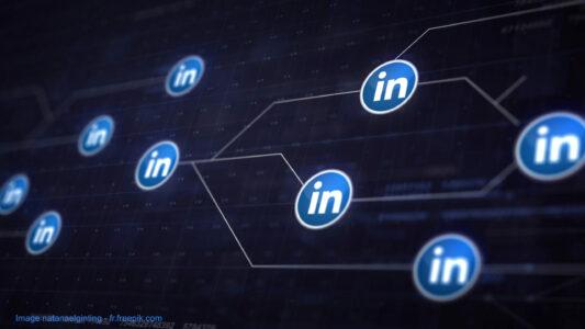 Création de la page LinkedIn d'i-Viatic