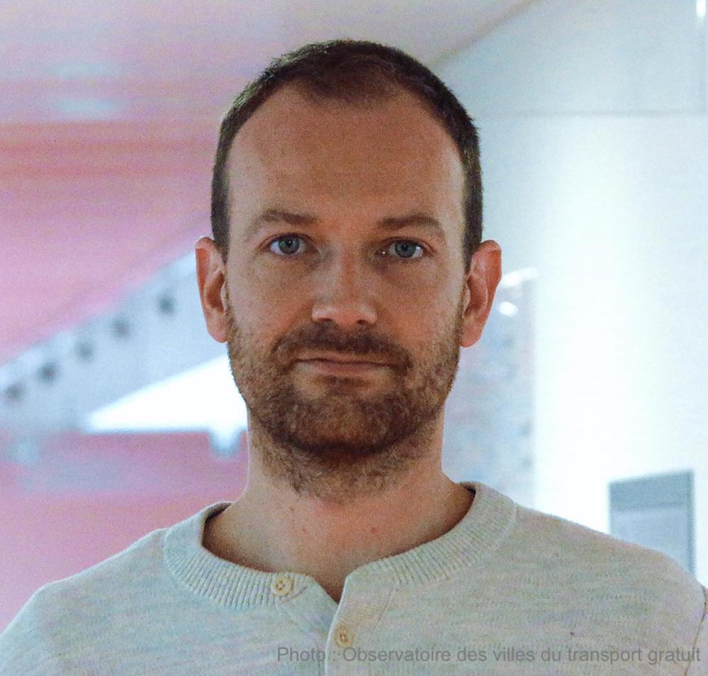 Zoom partenaire : Mathieu Chassignet, ADEME