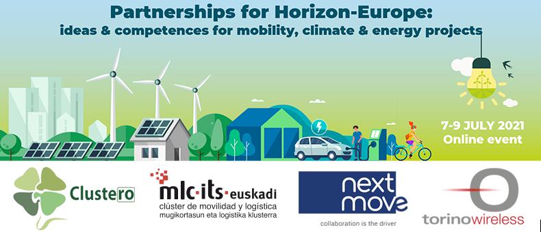 Matchmaking Appels mobilité Horizon Europe