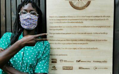 Projet : Sira Keïta, vélo cargo Boite à Vélow