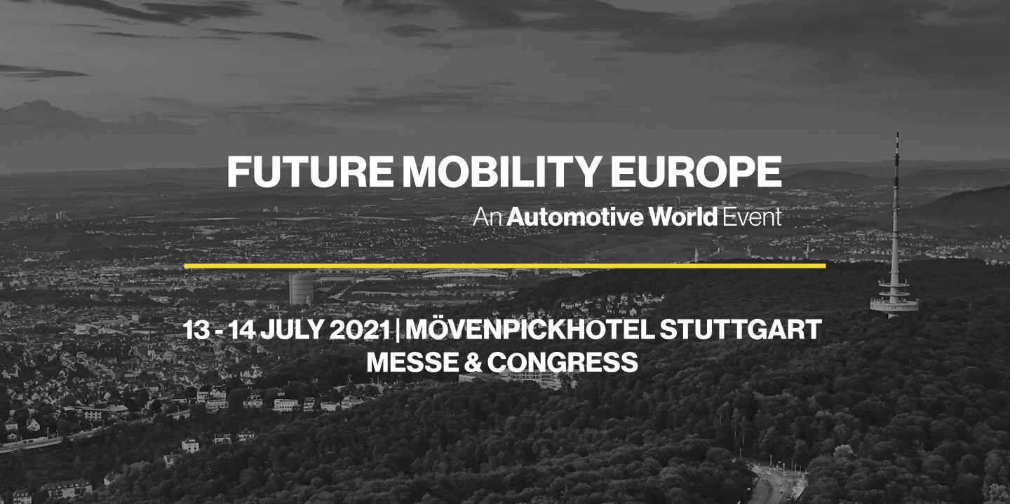 Future mobility Europe on line
