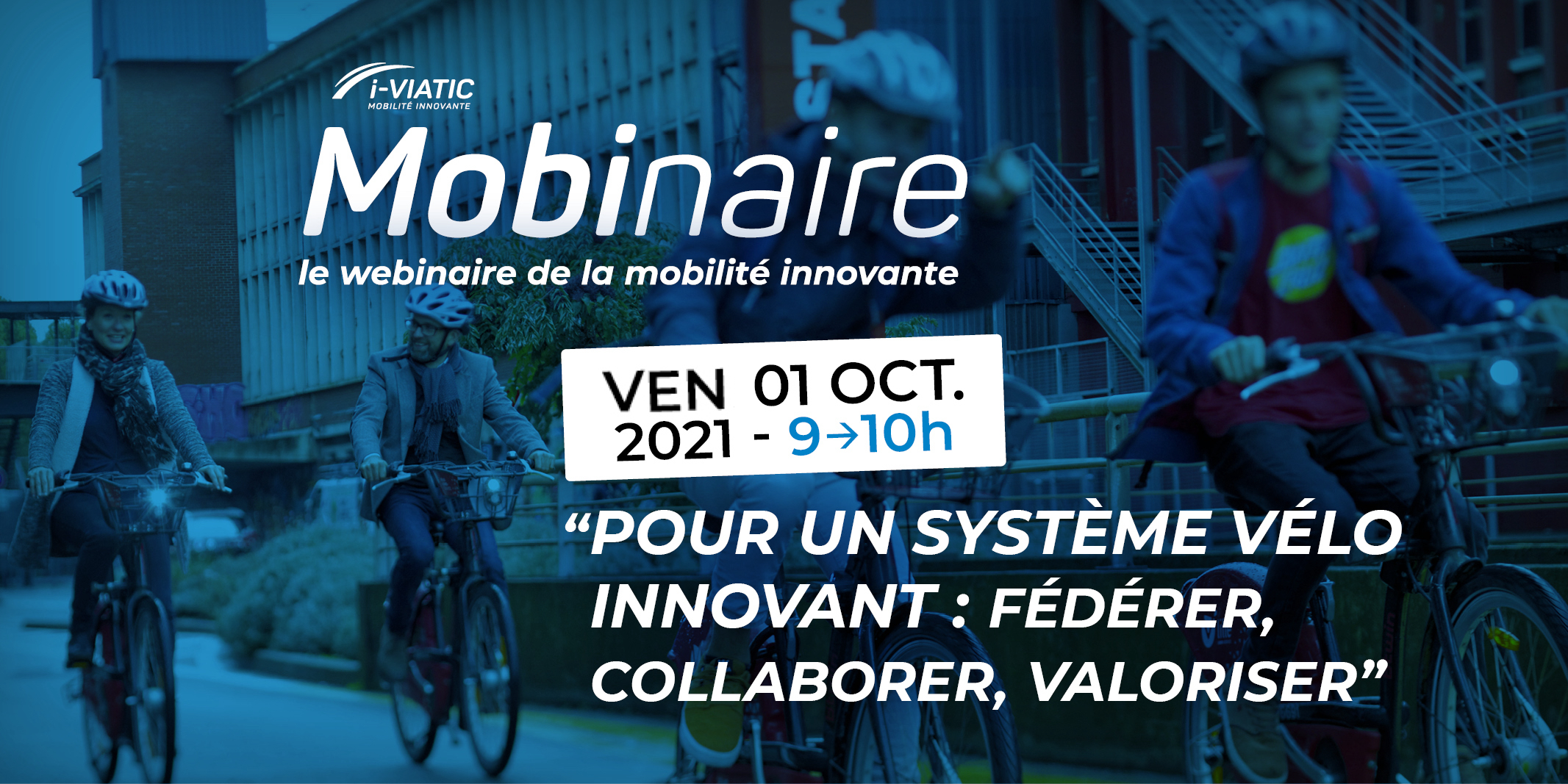 Mobinaire #02 – Pour un système vélo innovant