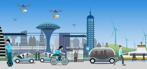 Mobilités durables : Recréer des proximités & réduire les trajets
