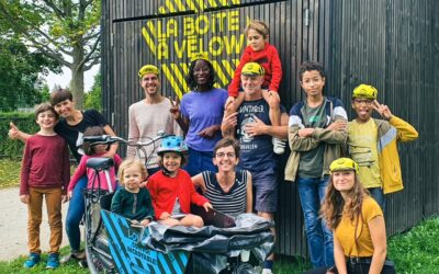 [Projet Boite à Vélow] Des actions à foison pour l'association Vélowomon